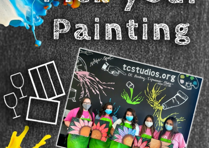Friday Pick your Painting Experiences