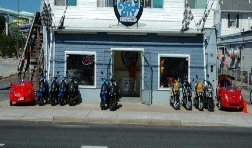 Cycle City, Inc.