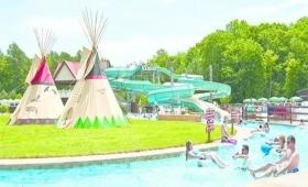 Frontier Town Water Park