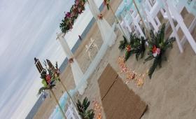 Barefoot Beach Bride