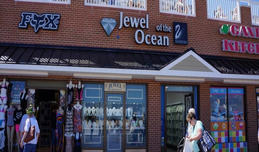 Jewel of the Ocean