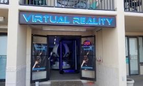 Virtual Reality Gaming Center