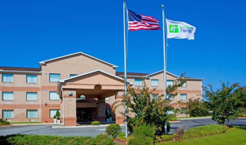 Holiday Inn Express Pocomoke City, an IHG Hotel