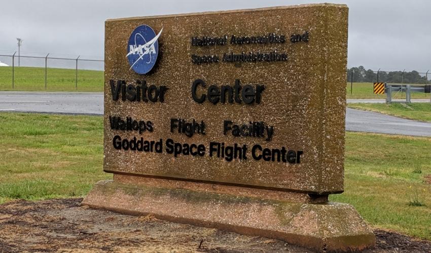 NASA Wallops Flight Facility Visitor Center