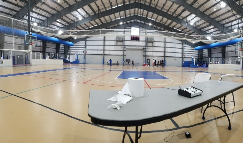 Worcester County Recreation Center