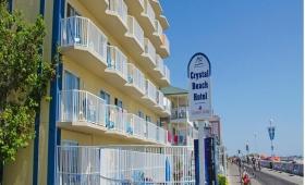 Crystal Beach Oceanfront Hotel