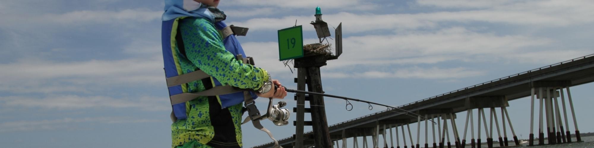 Amazing Fishing for All on Maryland's Coast