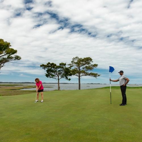 Golf Maryland's Coast